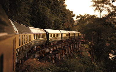 Tren The Eastern & Oriental Express