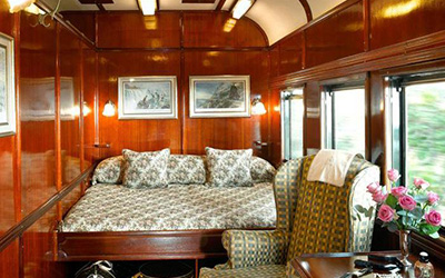 Tren Rovos Rail, Royal Suite